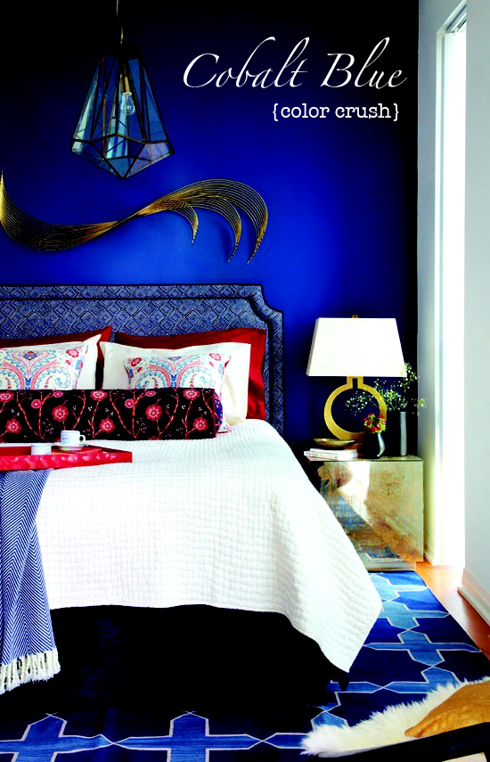 Cobalt Blue Fashion Home D Cor